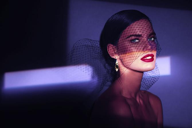 Laura Mercier Patrick Demarchelier Patrik Demaršelije: Francuski kralj modne fotografije