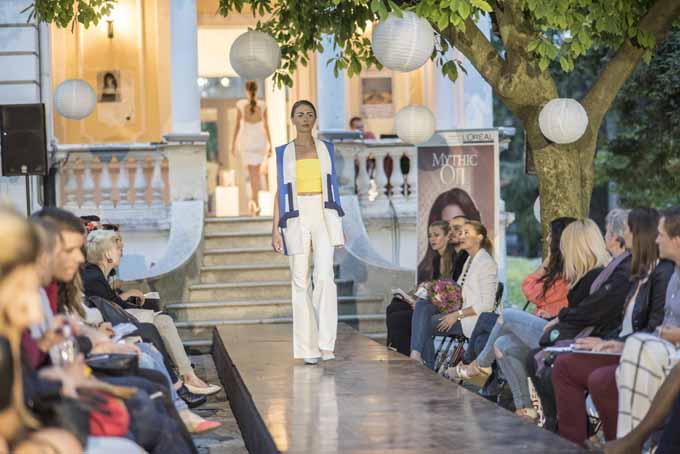 MDJ 9667 Peta Beogradska nedelja umetnosti: Revija Young Walk
