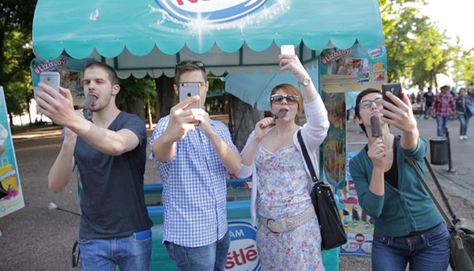 Nestle IC Lizazov2 #lizazov foto konkurs: Mass selfie za istoriju – pridružite se!