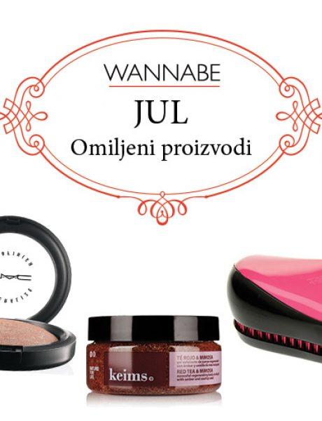 Omiljeni proizvodi za jul