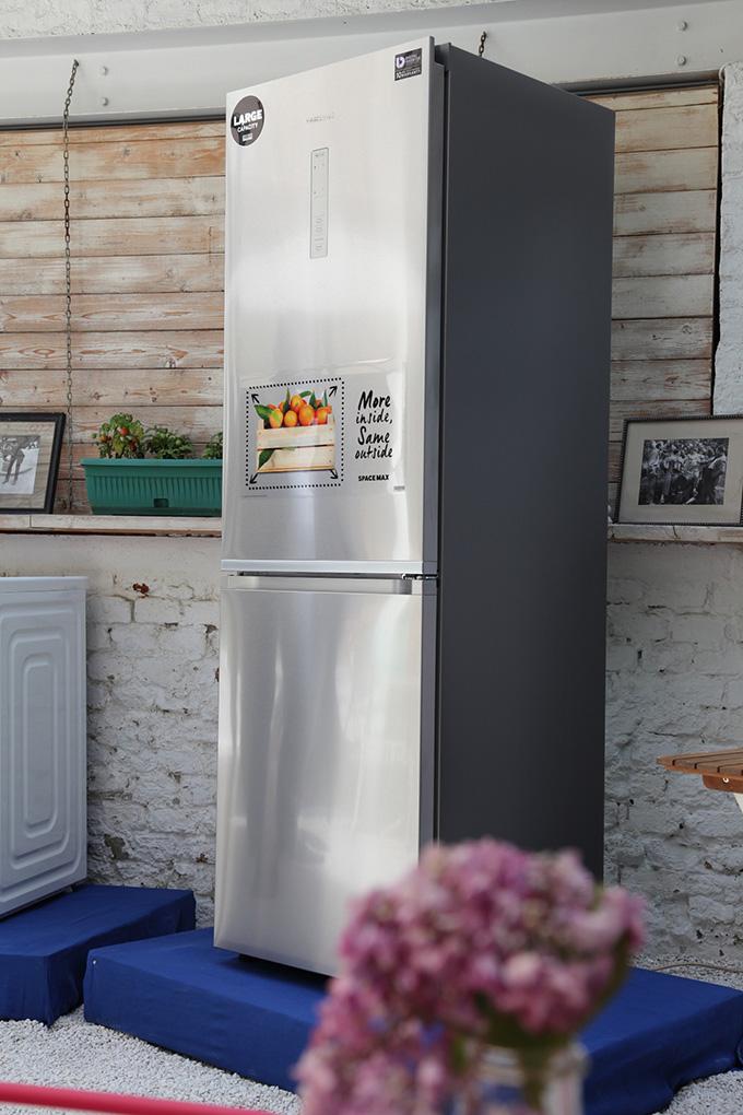 Predstavljanje nove linije Samsung smart kucnih uredjaja za 2015 01 novi frizider Samsung predstavio liniju pametnih kućnih uređaja