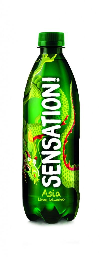 Sensation Limeta Kiwano 406x1024 Sensation: Piće koje razbija monotoniju