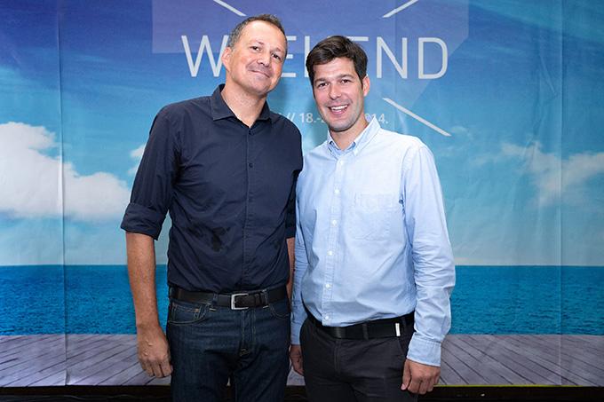 Tomo Ricov i Nikola Vrdoljak Kuda idu bankarstvo i mediji? Saznajte na 8. Weekend Media Festivalu!