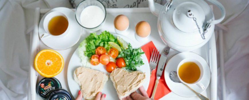 Zajednički doručak za zaljubljene