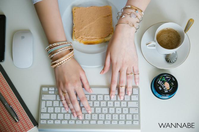 Yuhor Delicata Wannabe magazine predlog Super ideja za brz i zdrav doručak iz ugla zaposlene devojke