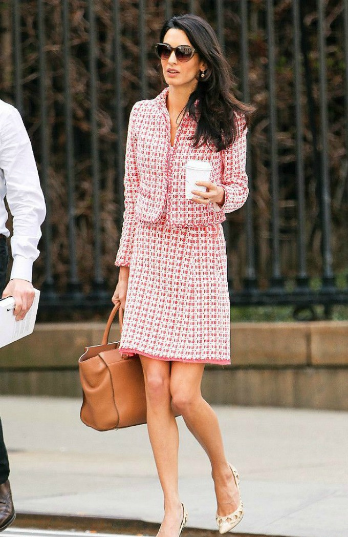 amal kluni 11 Vodič kroz poslovni stil: Obuci se kao Amal Kluni
