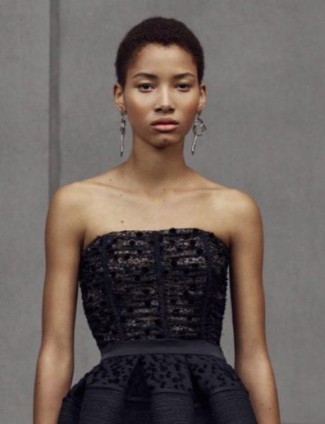 Ženstvena Resort kolekcija modne kuće Balenciaga