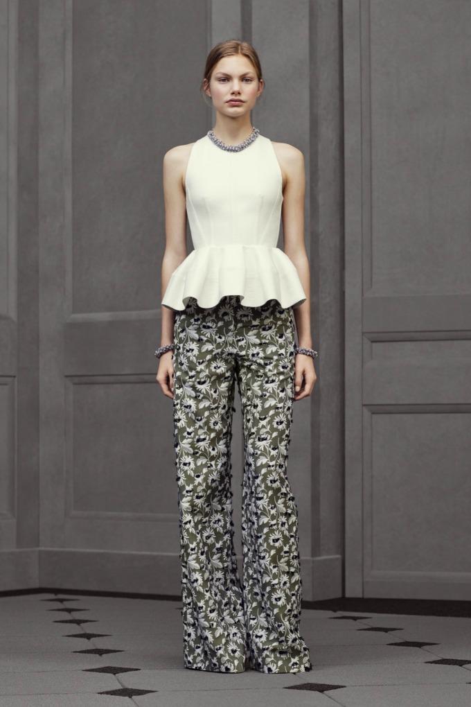balenciaga resort 7 Ženstvena Resort kolekcija modne kuće Balenciaga