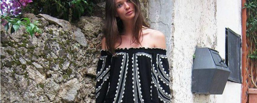 Romantične boho haljine idealne za leto