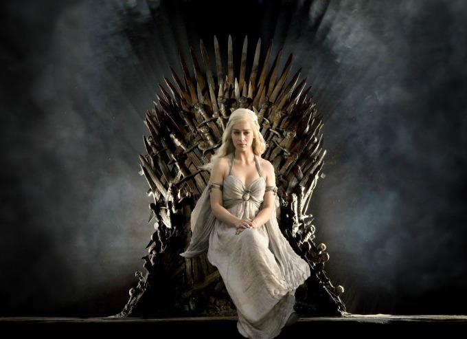 deneris na prestolu Kako je Deneris vodila ljubav sa Kal Drogoom