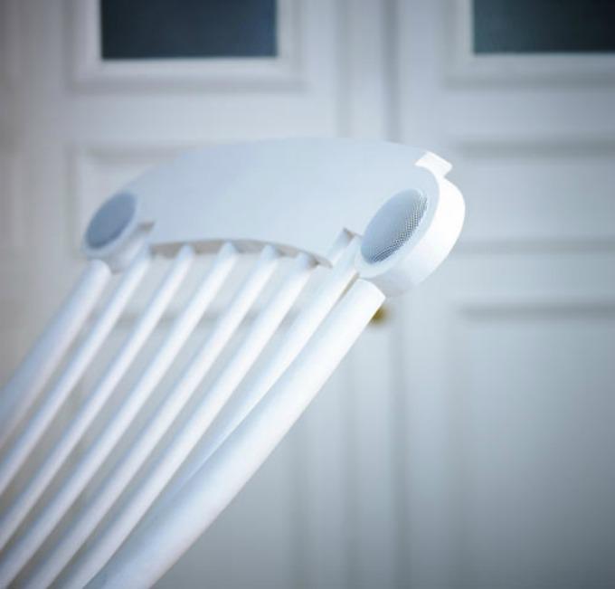 irock stolica na klackanje 2 Napunite svoj iPad klackajući se na stolici