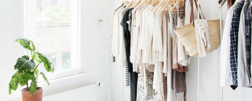 Jednostavni garderoberi koji oduzimaju dah