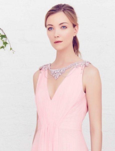 Romantična Resort kolekcija modne kuće Jenny Packham