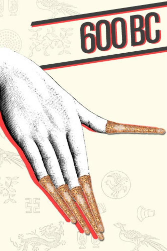 kratka istorija laka za nokte 1 Kratka istorija lakiranja noktiju