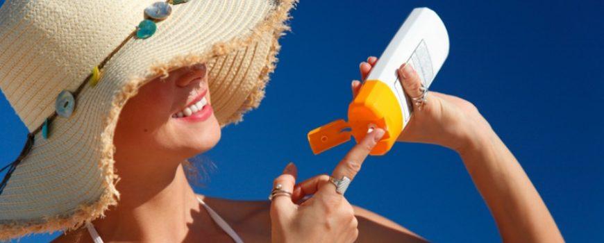 Greške koje pravimo prilikom nanošenja kreme za sunčanje