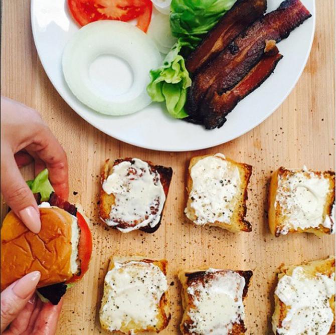 krisi tajgen hrana instgram Instagram: Top 5 saveta poznatih za bolje fotografije