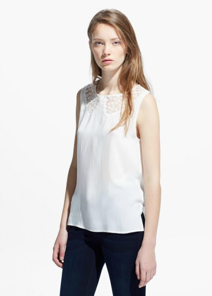 letnje bluze za posao 2 Vodič kroz poslovni stil: Letnje bluze