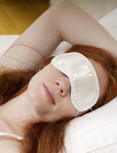 Uradi sama: Maska za spavanje