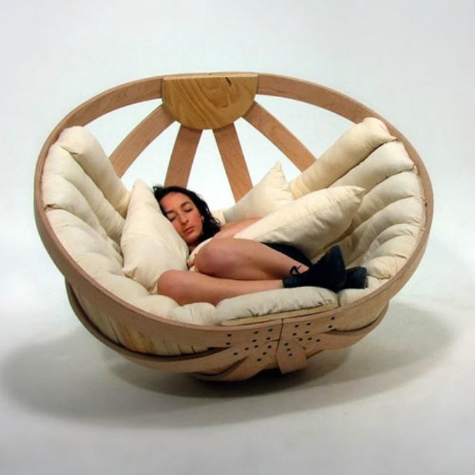 nekonvencionalni namestaj 2 Nekonvencionalni kreveti za odmor