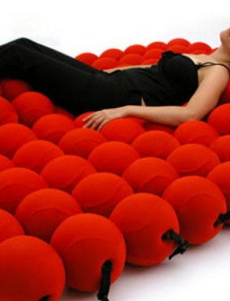 Nekonvencionalni kreveti za odmor