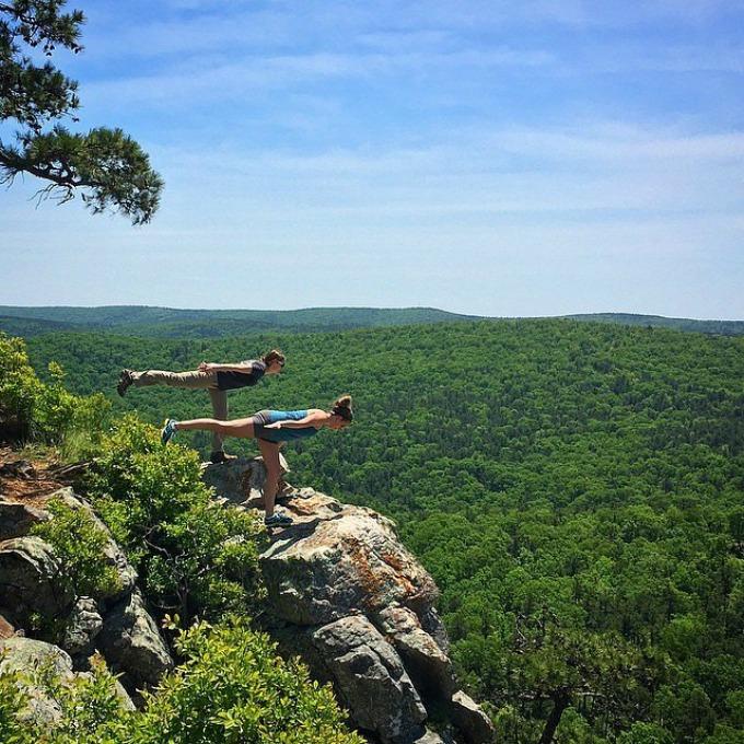 neverovatna mesta za jogu 1 Neverovatna mesta na kojima ljudi rade jogu