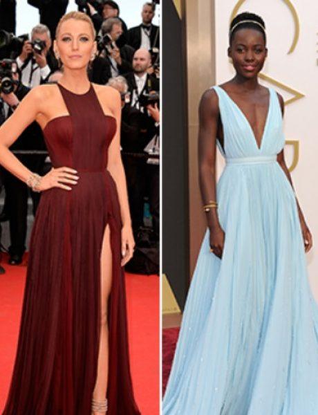 One zarađuju noseći dizajnerske haljine
