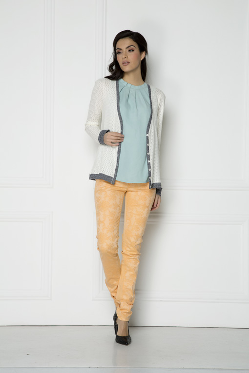 pl15w7135 Legend trend: Džemper na raskopčavanje