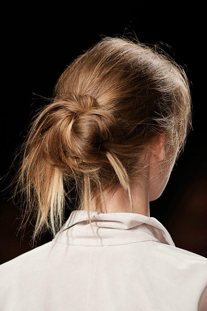 pundjice za leto 8 Moderne punđice za savršenu letnju frizuru