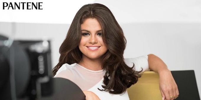 selena gomez za pantene 1 Selena Gomez je novo lice brenda Pantene