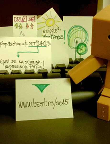 """Međunarodni stručni akademski seminar """"Web development using WordPress"""""""