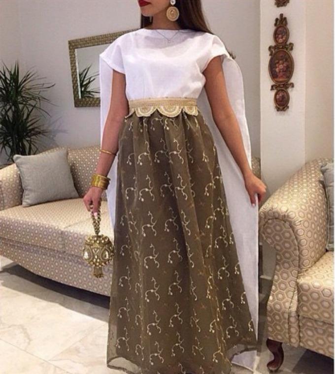 style in saudi 1 Kako izgleda moda u Saudijskoj Arabiji