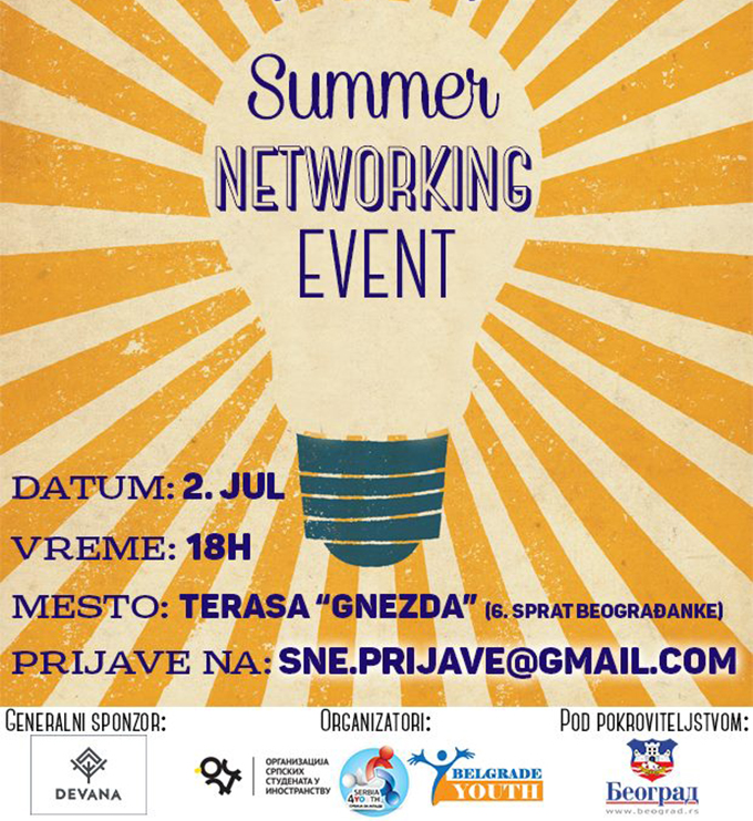 summer Summer Networking Event