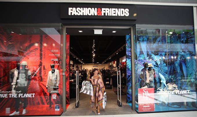 Anamarija Asanoviå 3 Otvoren novi Fashion&Friends store u Splitu