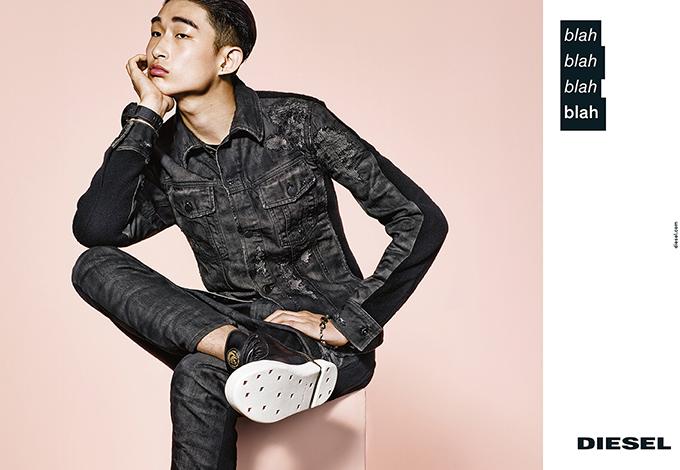 Diesel DPS Male Sneaker HIRES 1 DECODED BY DIESEL: Kampanja za sezonu jesen/zima 2015.