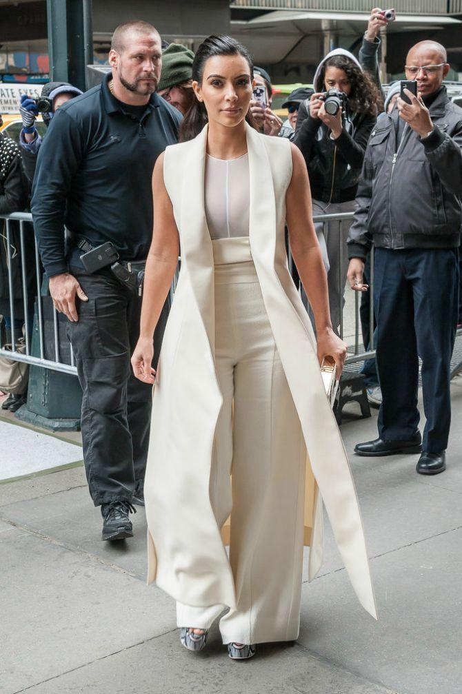 Fashion Lessons From Kim Kardashian  10 stilskih lekcija Kim Kardašijan