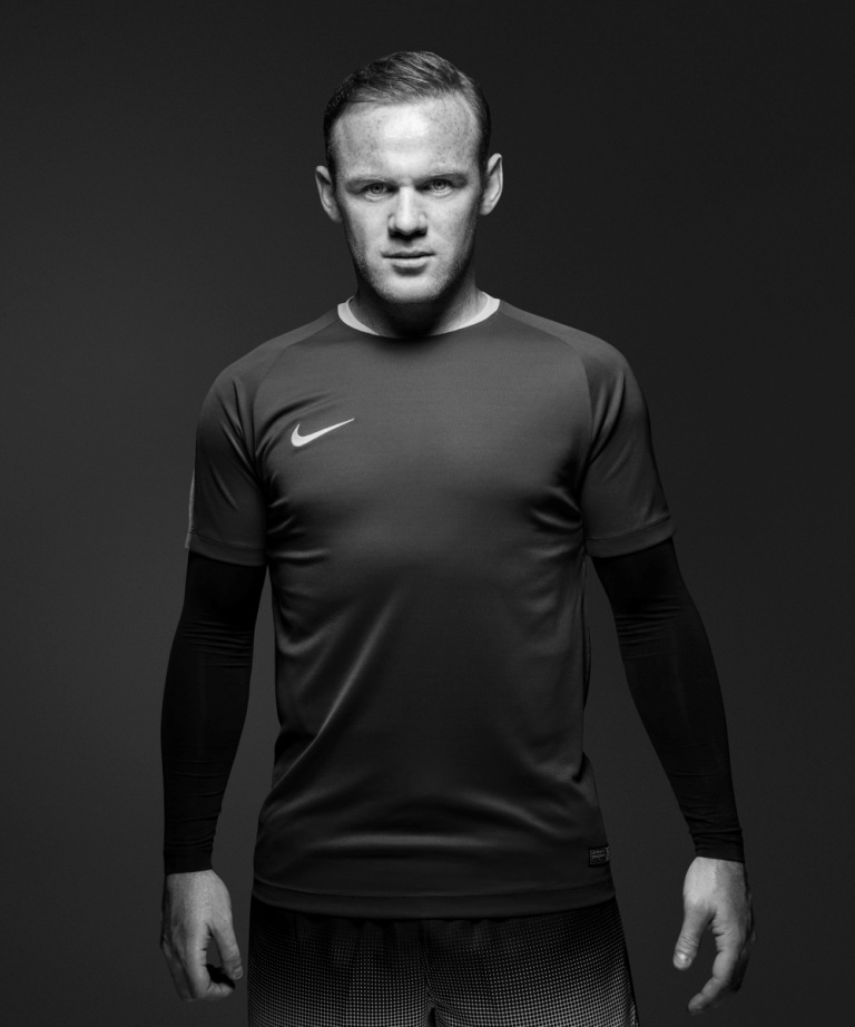 Fydbalska zvezda Rooney NIKE+ run club besplatni treninzi za sve trkače