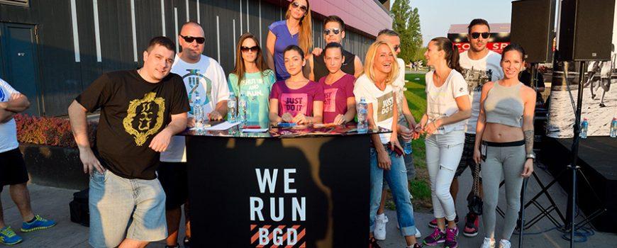We Run Belgrade 2015: Poznate ličnosti dočekale trkače