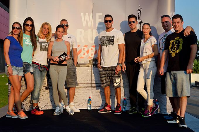 Poznati podrzali We Run Belgrade 2015 We Run Belgrade 2015: Poznate ličnosti dočekale trkače