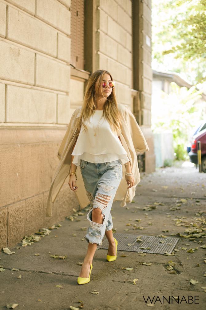Wannabe blogger magazine Katarina Milica 12 Modni predlog: Savršeno stilizovana od glave do pete