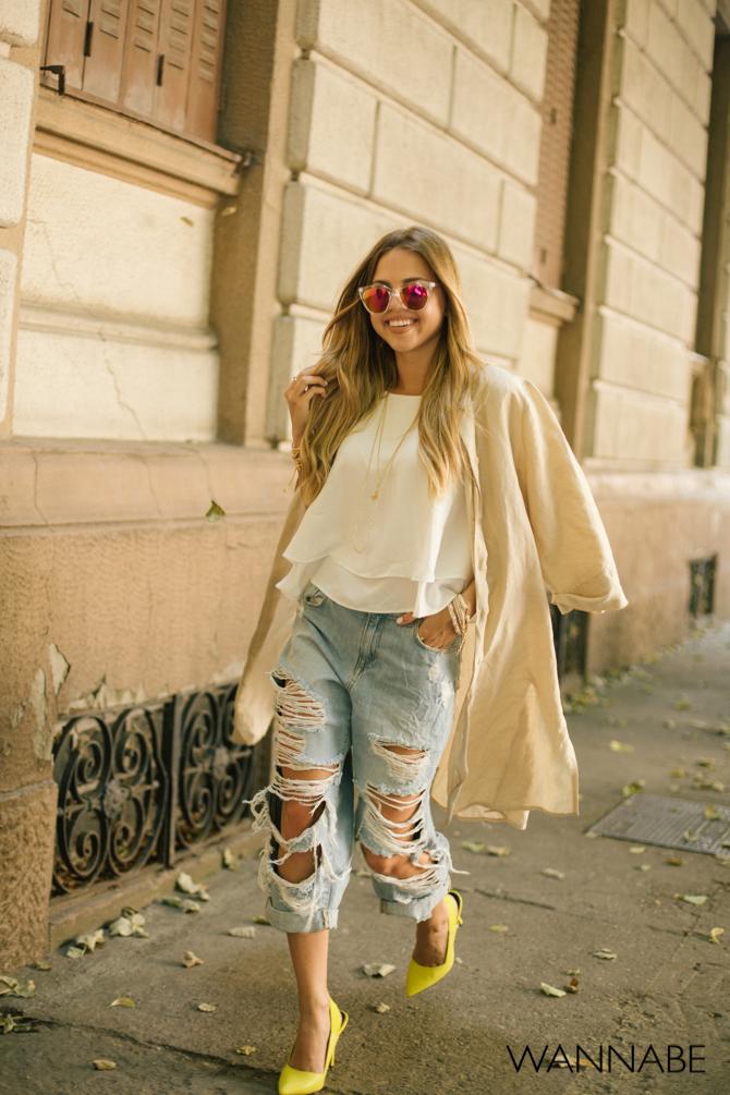 Wannabe blogger magazine Katarina Milica 13 Modni predlog: Savršeno stilizovana od glave do pete