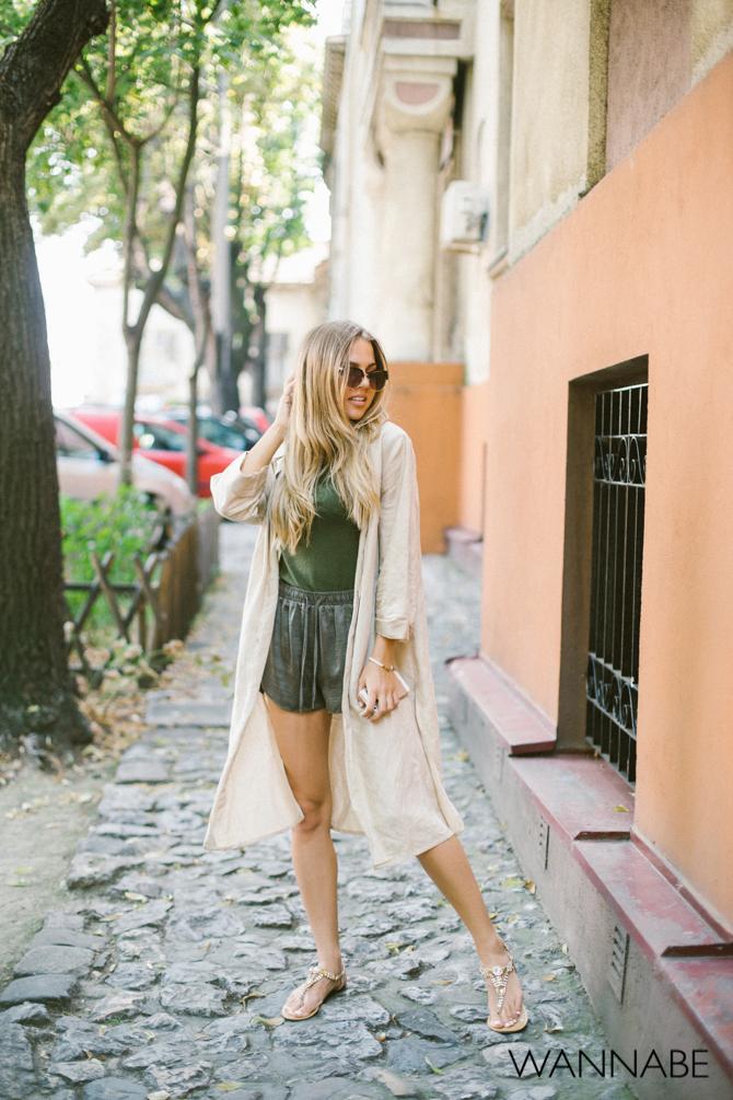 Wannabe blogger magazine Katarina Milica 21 Modni predlog: Stajliš kombinacija za dan i veče