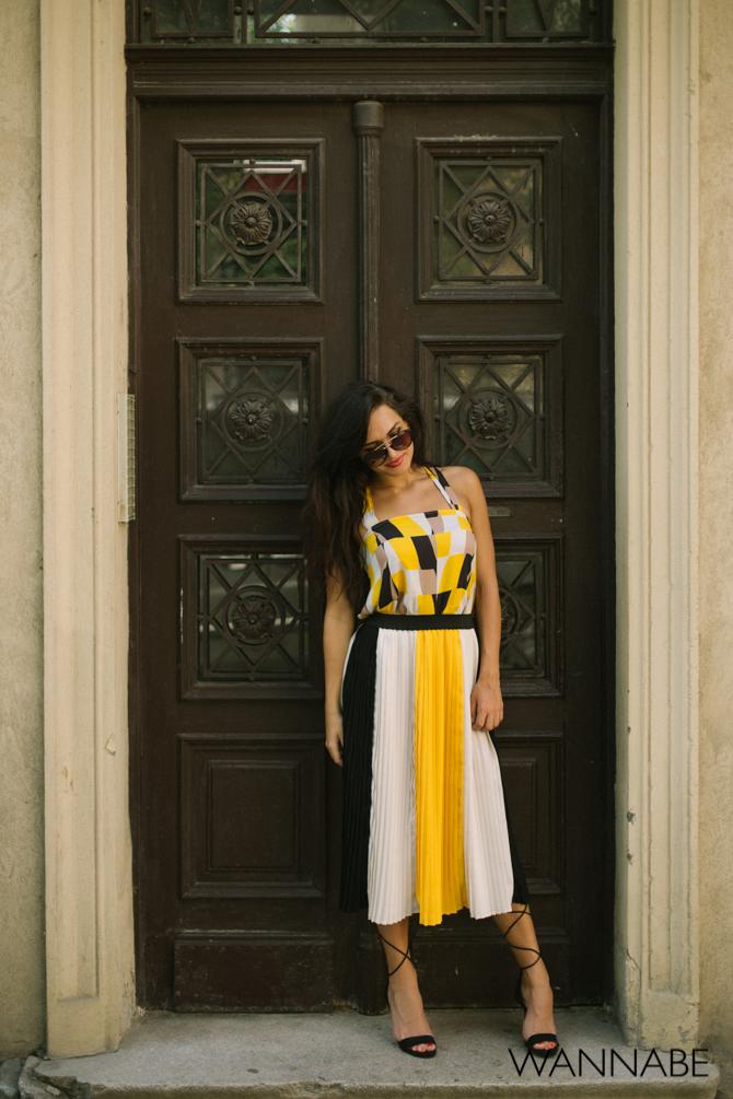 Wannabe blogger magazine Katarina Milica 7 Modni predlog: Elegantna i graciozna dama