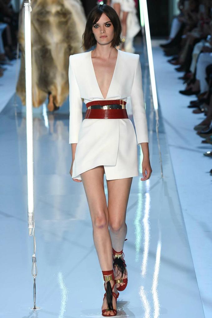 alexandre vauthier 4 Paris Haute Couture Fashion Week: Neverovatni treći dan
