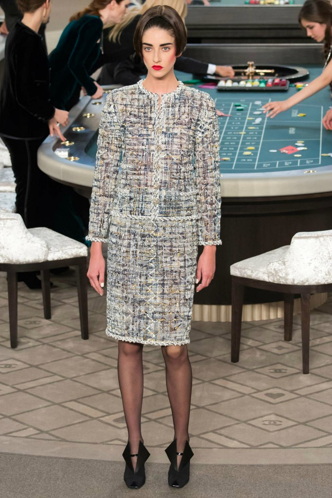 chanel haute couture 2 Paris Haute Couture Fashion Week: Neverovatni treći dan