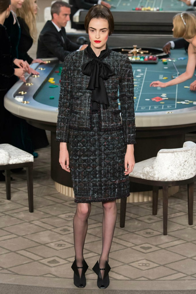 chanel haute couture 3 Paris Haute Couture Fashion Week: Neverovatni treći dan