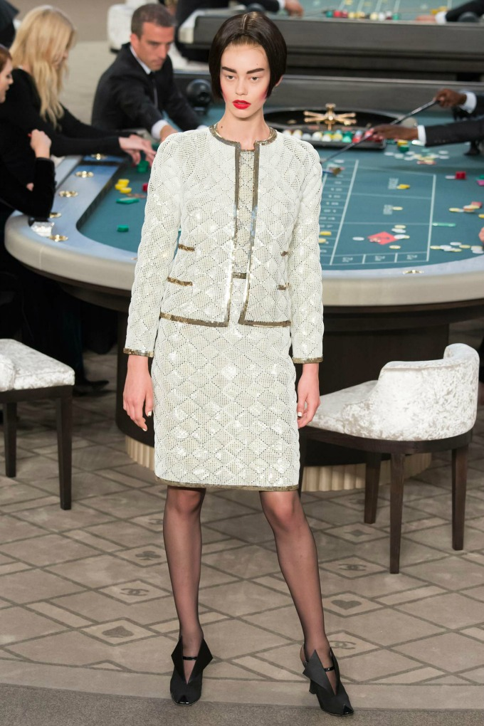 chanel haute couture 4 Paris Haute Couture Fashion Week: Neverovatni treći dan