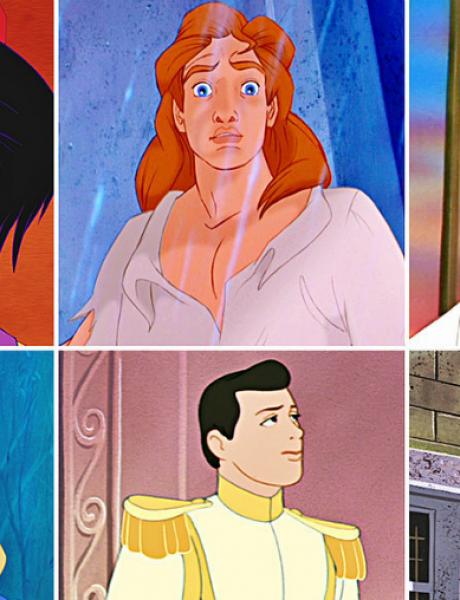 Kako bi Diznijevi prinčevi izgledali da su stvarni