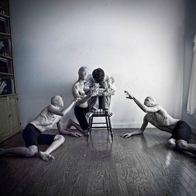 fotografija depresija 1 Depresija predstavljena okom umetnika