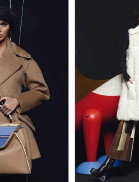Kendal Džener u novoj kampanji modne kuće Fendi