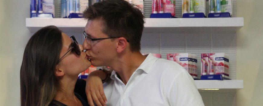 Internacionalni Dan poljubaca uz voćne Labello arome